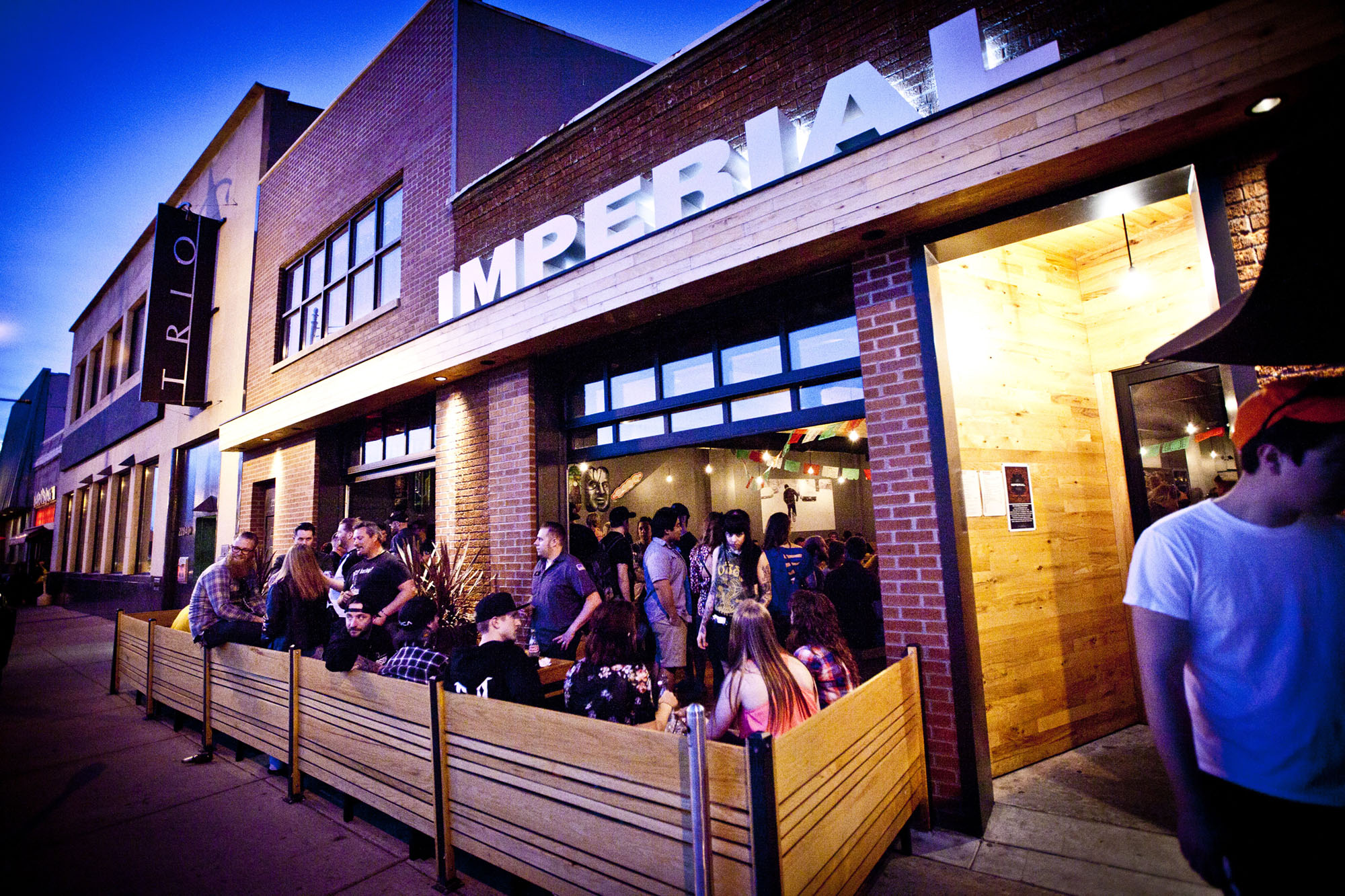 Imperial A Joint Roadhouse Honky Tonk Or Tavern Imperial Is